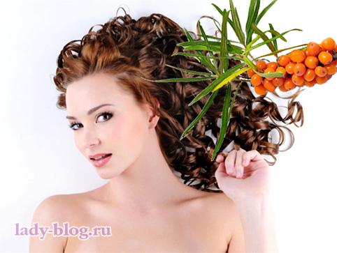 Маски для волос с облепиховыми маслом