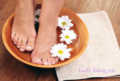 Уход за пятками — домашние рецепты ванночек для ног