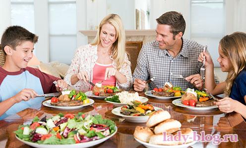 Кулинарные рецепты для всей семьи