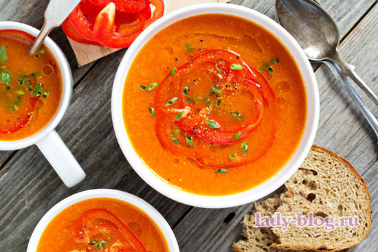Рецепт вкусного супа