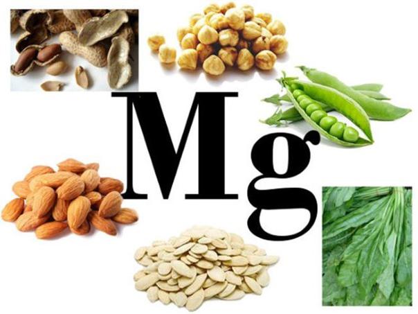 Признаки дефицита магния в организме